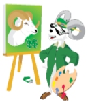 olive oil festival lil rams art contest